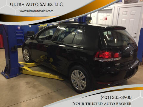 2010 Volkswagen Golf for sale at Ultra Auto Sales, LLC in Cumberland RI