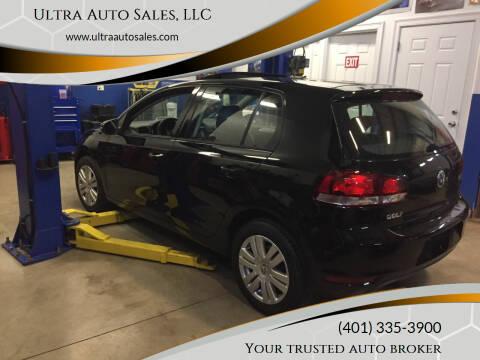 2010 Volkswagen Golf for sale at Ultra Auto Sales, LLC in Cumberland RI