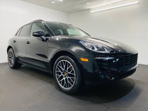 2018 Porsche Macan for sale at Champagne Motor Car Company in Willimantic CT