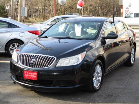 2013 Buick LaCrosse for sale at Bill Leggett Automotive, Inc. in Columbus OH