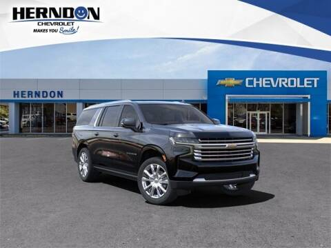 2021 Chevrolet Suburban for sale at Herndon Chevrolet in Lexington SC