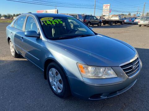2010 Hyundai Sonata for sale at East Windsor Auto in East Windsor CT