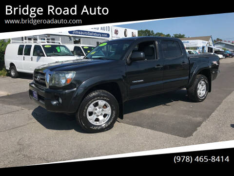 2009 Toyota Tacoma for sale at Bridge Road Auto in Salisbury MA