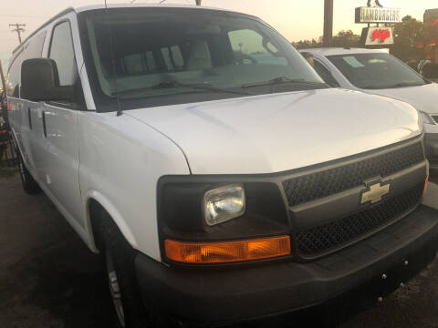 2017 Chevrolet Express Passenger for sale at Auto Access in Irving TX
