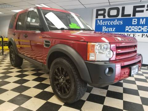2007 Land Rover LR3 for sale at Rolfs Auto Sales in Summit NJ