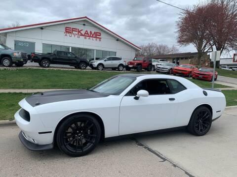 2017 Dodge Challenger for sale at Efkamp Auto Sales LLC in Des Moines IA