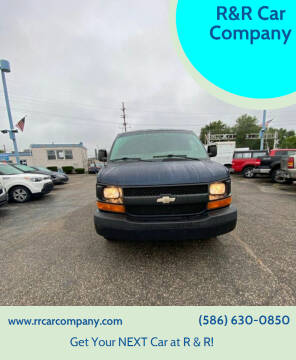 2011 Chevrolet Express Cargo for sale at R&R Car Company in Mount Clemens MI