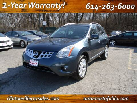 2013 Nissan Rogue for sale at Clintonville Car Sales in Columbus OH