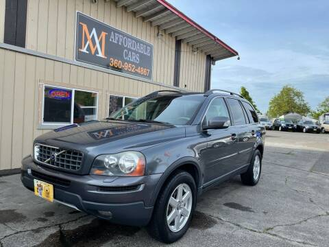 2007 Volvo XC90 for sale at M & A Affordable Cars in Vancouver WA