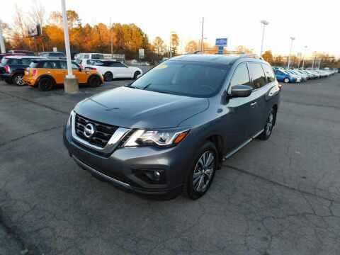 2018 Nissan Pathfinder for sale at Paniagua Auto Mall in Dalton GA