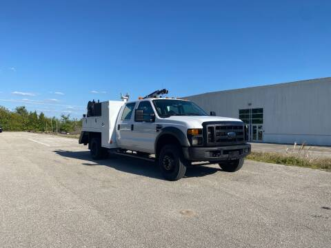 2009 Ford F-550 Super Duty for sale at Prestige Auto of South Florida in North Port FL