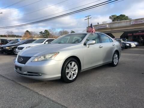 2008 Lexus ES 350 for sale at Mega Autosports in Chesapeake VA