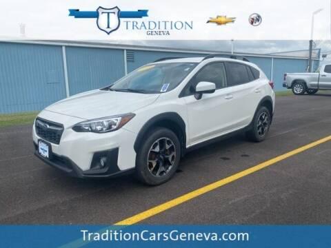 2019 Subaru Crosstrek for sale at Tradition Chevrolet Buick in Geneva NY