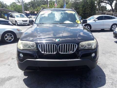 2008 BMW X3 for sale at AUTO IMAGE PLUS in Tampa FL