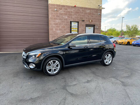 2018 Mercedes-Benz GLA for sale at CarNu  Sales in Warminster PA