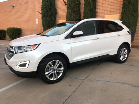 2016 Ford Edge for sale at Freedom  Automotive in Sierra Vista AZ