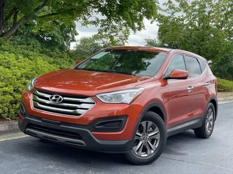 2015 Hyundai Santa Fe Sport for sale at William D Auto Sales in Norcross GA