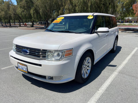 2009 Ford Flex for sale at ALL CREDIT AUTO SALES in San Jose CA