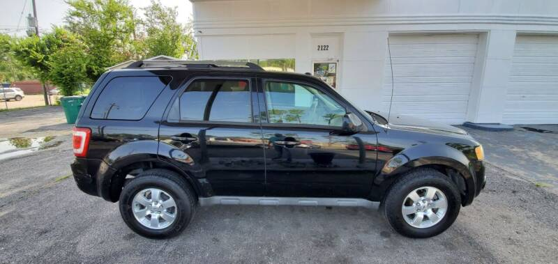 2010 Ford Escape for sale at Bill Bailey's Affordable Auto Sales in Lake Charles LA