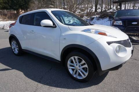 2013 Nissan JUKE for sale at Bloom Auto in Ledgewood NJ