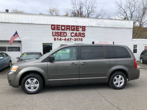 2010 Dodge Grand Caravan for sale at George's Used Cars Inc in Orbisonia PA