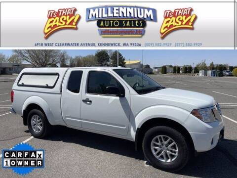 2014 Nissan Frontier for sale at Millennium Auto Sales in Kennewick WA