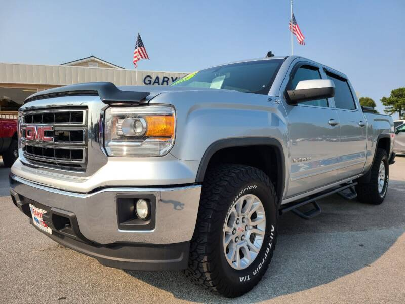 2014 GMC Sierra 1500 for sale at Gary's Auto Sales in Sneads Ferry NC
