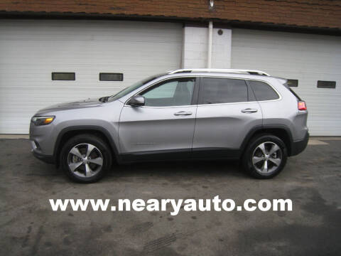 2020 Jeep Cherokee for sale at Neary's Auto Sales & Svc Inc in Scranton PA