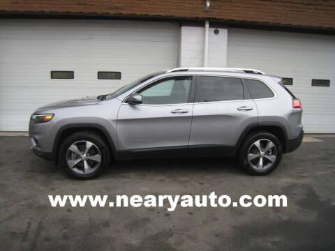 2020 Jeep Cherokee for sale at Neary's Auto Sales & Svc Inc in Scranton PA