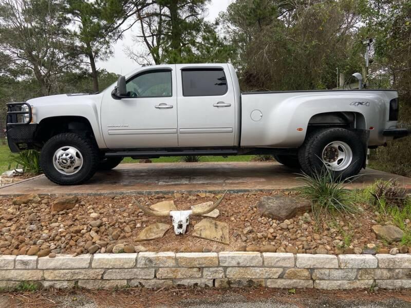2013 Chevrolet Silverado 3500HD for sale at Texas Truck Sales in Dickinson TX