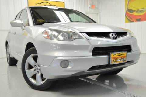 2008 Acura RDX for sale at Performance car sales in Joliet IL