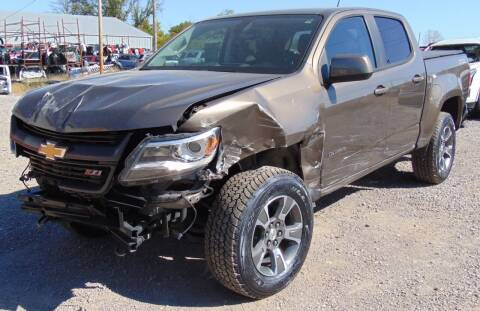 2016 Chevrolet Colorado for sale at Kenny's Auto Wrecking in Lima OH