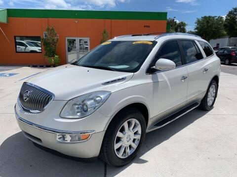 2012 Buick Enclave for sale at Galaxy Auto Service, Inc. in Orlando FL