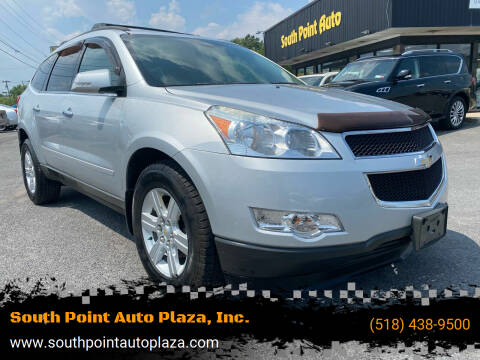 2011 Chevrolet Traverse for sale at South Point Auto Plaza, Inc. in Albany NY