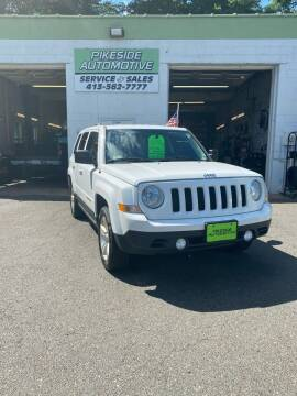 2014 Jeep Patriot for sale at Pikeside Automotive in Westfield MA
