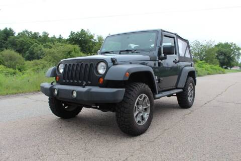 2008 Jeep Wrangler for sale at Imotobank in Walpole MA