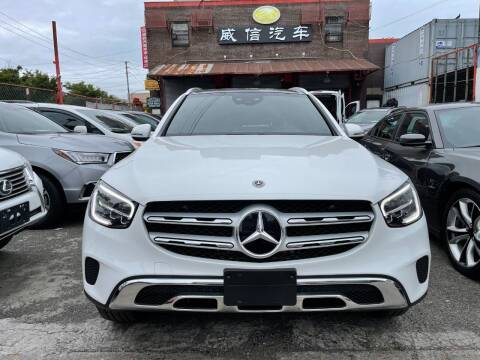 2020 Mercedes-Benz GLC for sale at TJ AUTO in Brooklyn NY