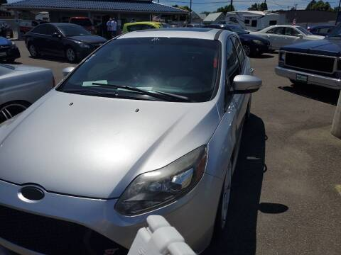 2014 Ford Focus for sale at Artistic Auto Group, LLC in Kennewick WA