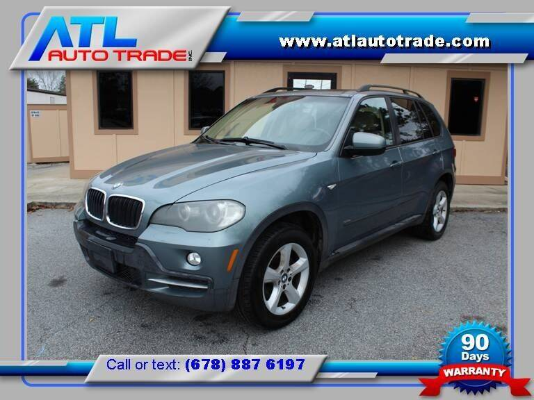 2008 BMW X5 for sale at ATL Auto Trade, Inc. in Stone Mountain GA
