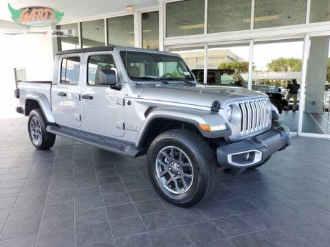 2020 Jeep Gladiator for sale at GATOR'S IMPORT SUPERSTORE in Melbourne FL