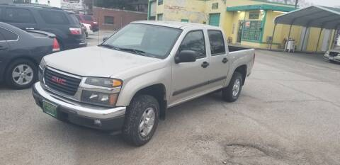 2006 GMC Canyon for sale at Stewart Auto Sales Inc in Central City NE