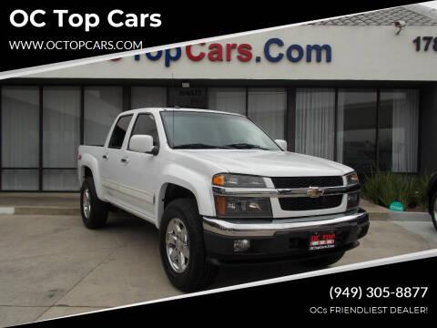 2012 Chevrolet Colorado for sale at OC Top Cars in Irvine CA