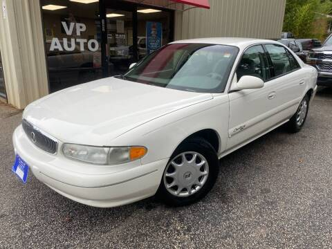 2001 Buick Century for sale at VP Auto in Greenville SC