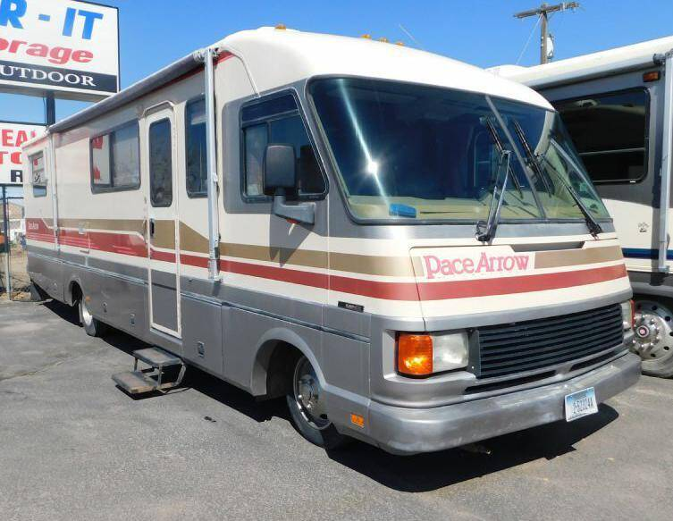 1993 Chevrolet Motorhome Chassis