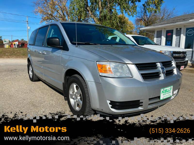 2010 Dodge Grand Caravan for sale at Kelly Motors in Johnston IA