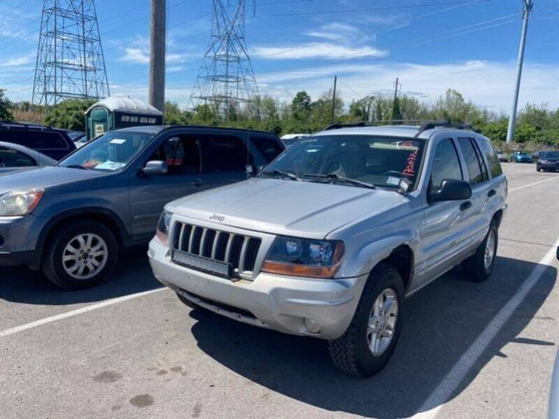 2004 Jeep Grand Cherokee for sale at Jeffrey's Auto World Llc in Rockledge PA