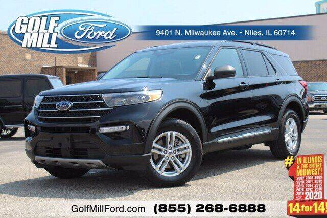 2021 Ford Explorer for sale in Niles, IL