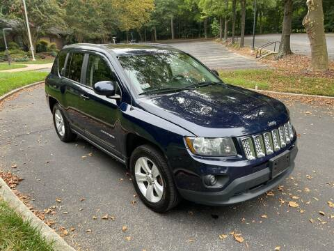 2014 Jeep Compass for sale at Bowie Motor Co in Bowie MD