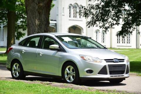 2014 Ford Focus for sale at Digital Auto in Lexington KY