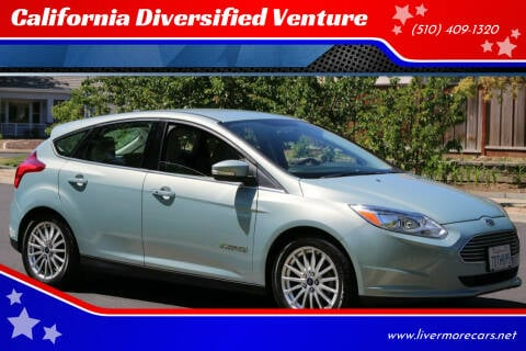 2014 Ford Focus for sale at California Diversified Venture in Livermore CA